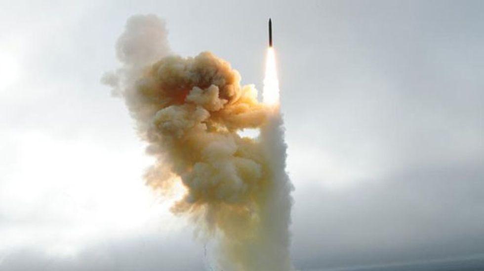 U.S. missile defense intercept test successful