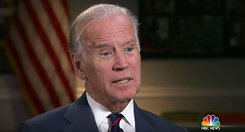 Former US Vice President Biden leaves open door to 2020 run