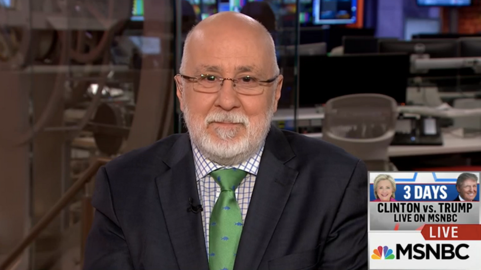 Biographer: Trump will get even more dangerous and unhinged as election loss looms on the horizon