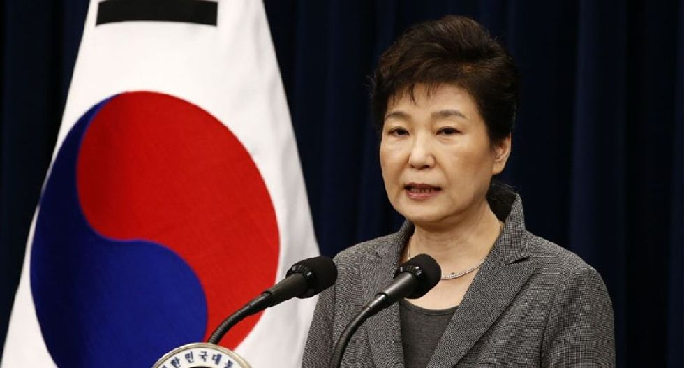 North Korea threatens to 'impose the death penalty' on South Korea's ex-president