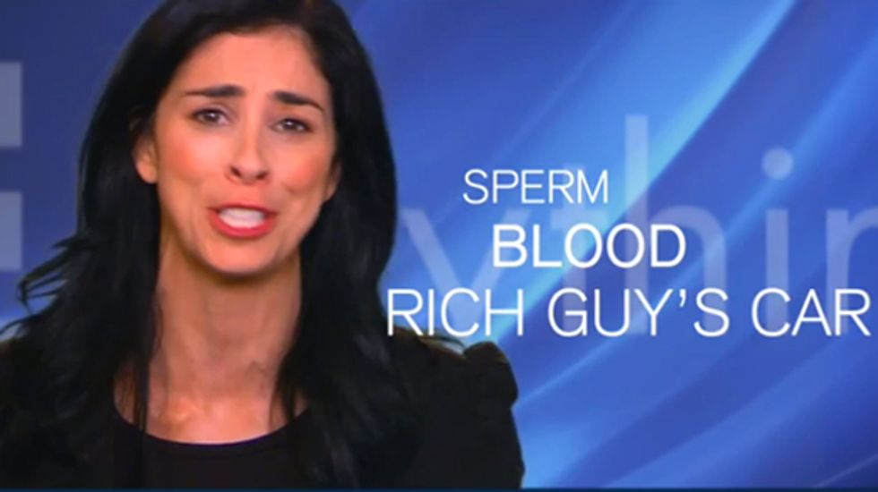 Sarah Silverman and John Oliver hammer payday loan industry 'motherf*ckers'