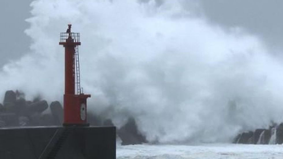 Typhoon Halong leaves up to 10 dead in Japan