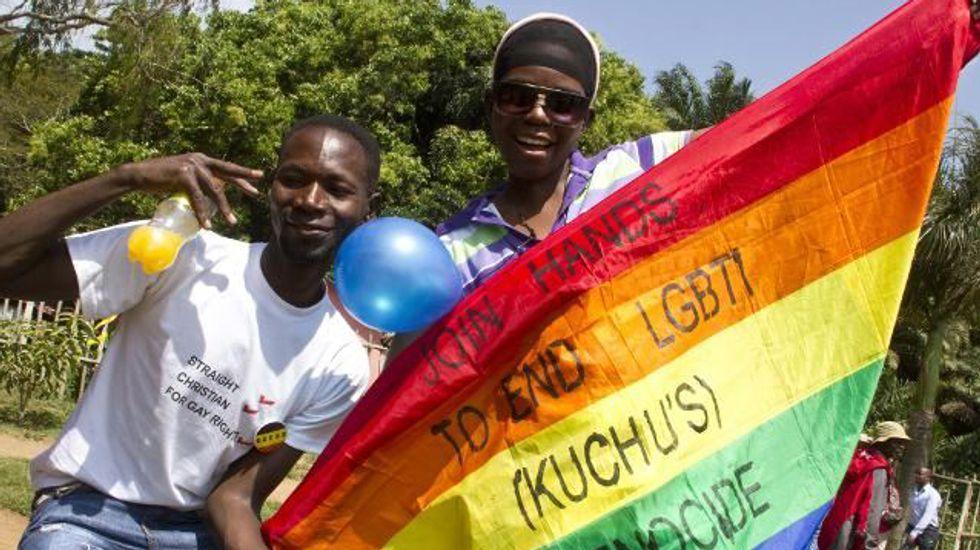 Uganda draws up new Draconian anti-LGBT law: activists
