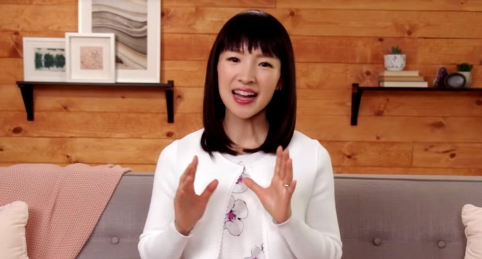 America's fascination with the quasi-mystical aura of Marie Kondo is another misuse of Eastern ideas