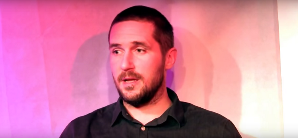 UFO researcher Max Spiers mysteriously dies after sending cryptic warning to his mother