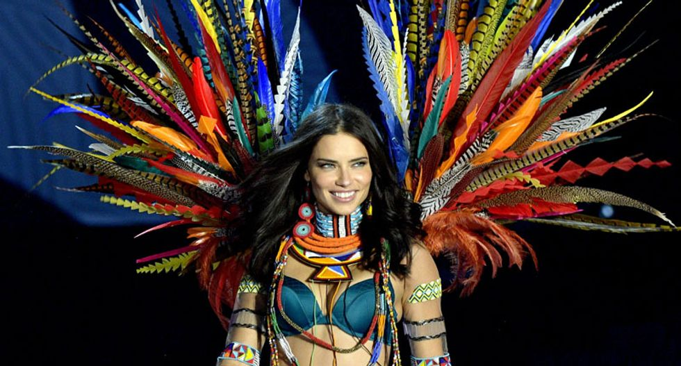 Victoria's Secret does it again: Cultural appropriation