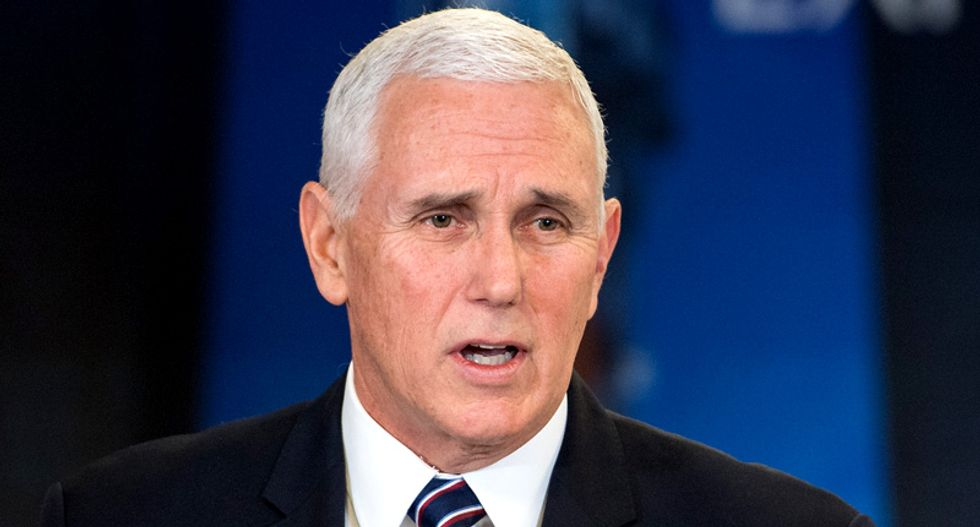 Christian university president quits after massive backlash over inviting Mike Pence