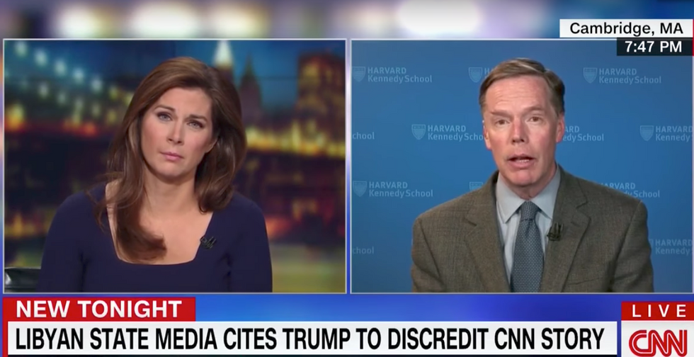 Former ambassador to NATO slams Trump's 'un-American' attacks on the press: 'There are lives at stake'