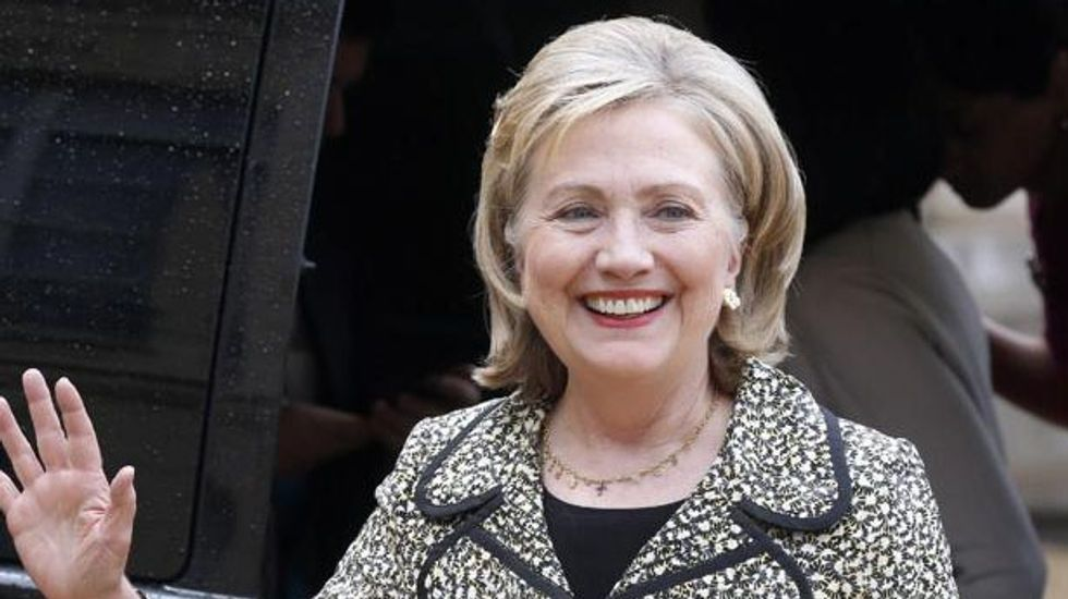 Finally? Hillary Clinton reportedly set to officially enter presidential race this weekend