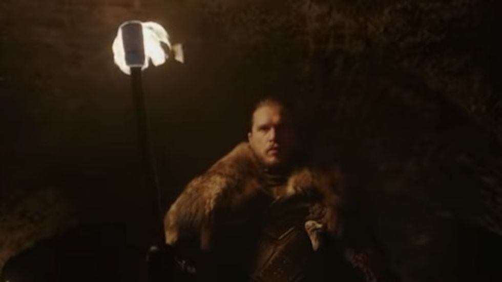 WATCH: Jon Snow - and death - take center stage in 'Game of Thrones' trailer