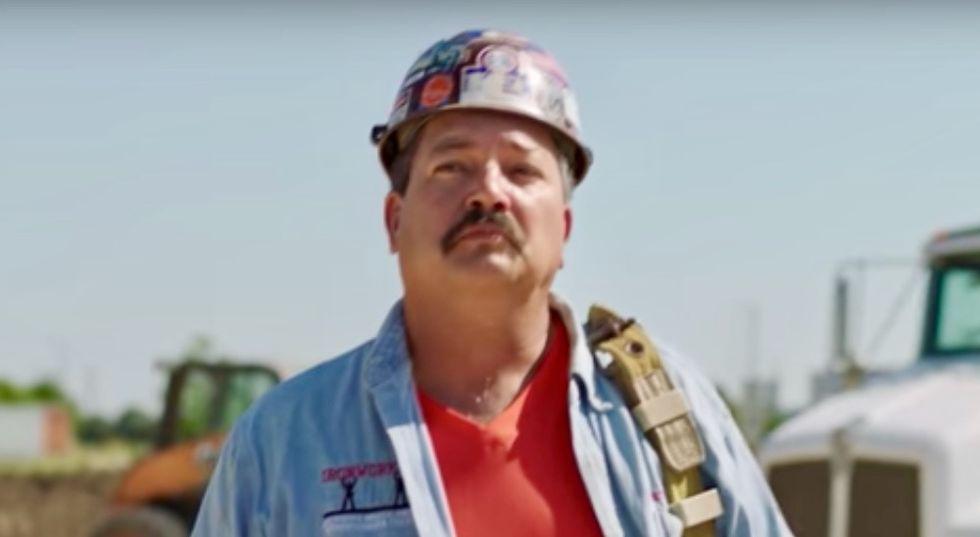 Randy 'Ironstache' Bryce wins Democratic primary in Wisconsin