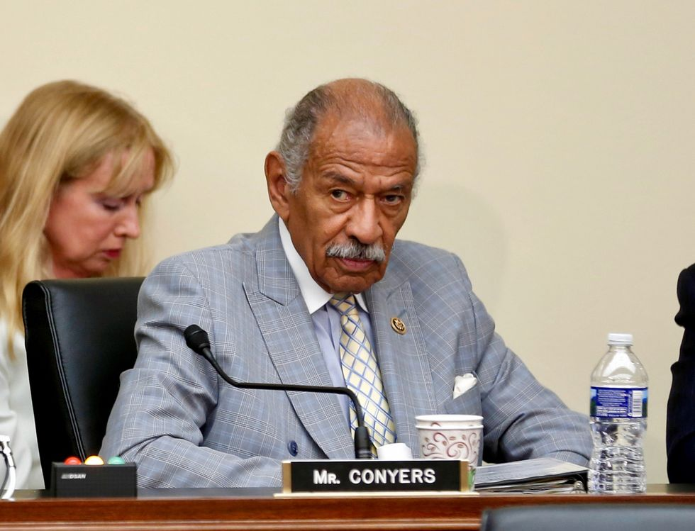 Congressman Conyers not planning to resign: lawyer tells Detroit News