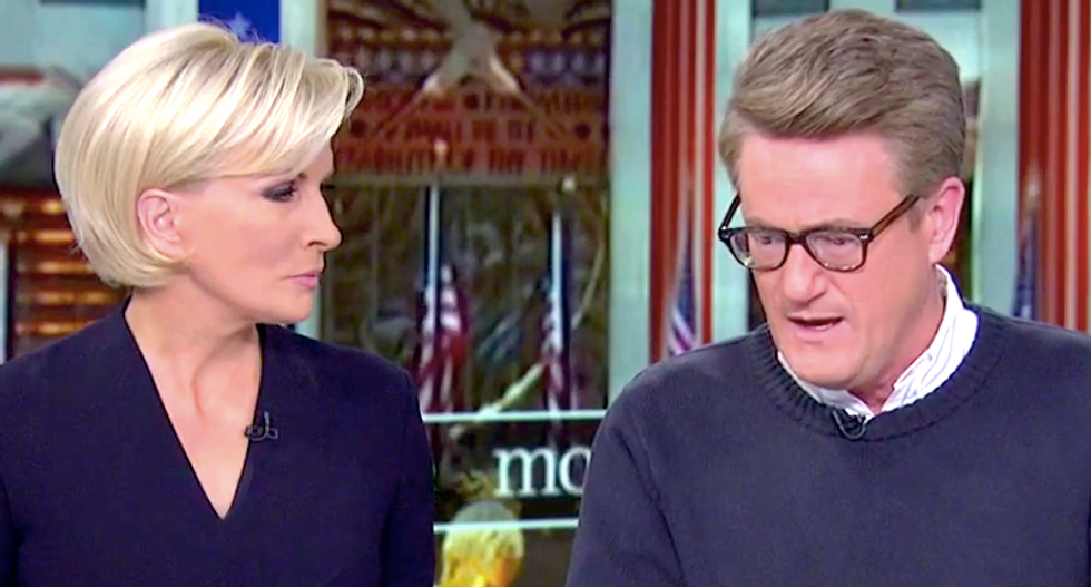 Morning Joe reveals campaign associates worried Trump has dementia: 'Everybody knows he's not stable'