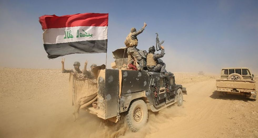 Scared Islamic State jihadists 'shave beards' as Iraqi offensive moves closer to Mosul