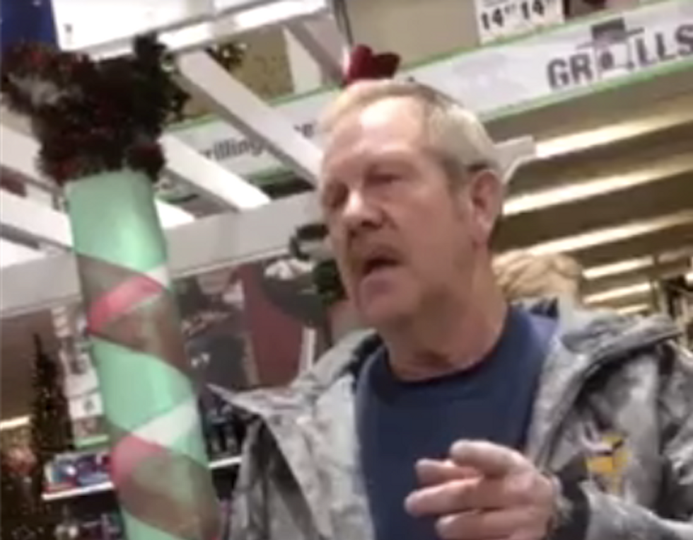 WATCH: Minnesota racist gets righteously told off for telling woman to 'Go back to Mexico'