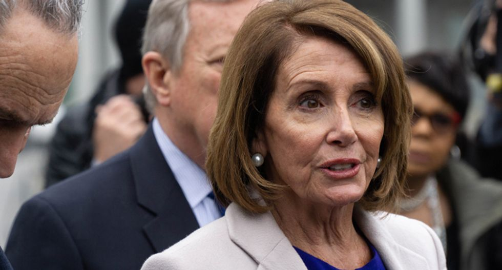 Nancy Pelosi will act fast to terminate Trump's national emergency: report