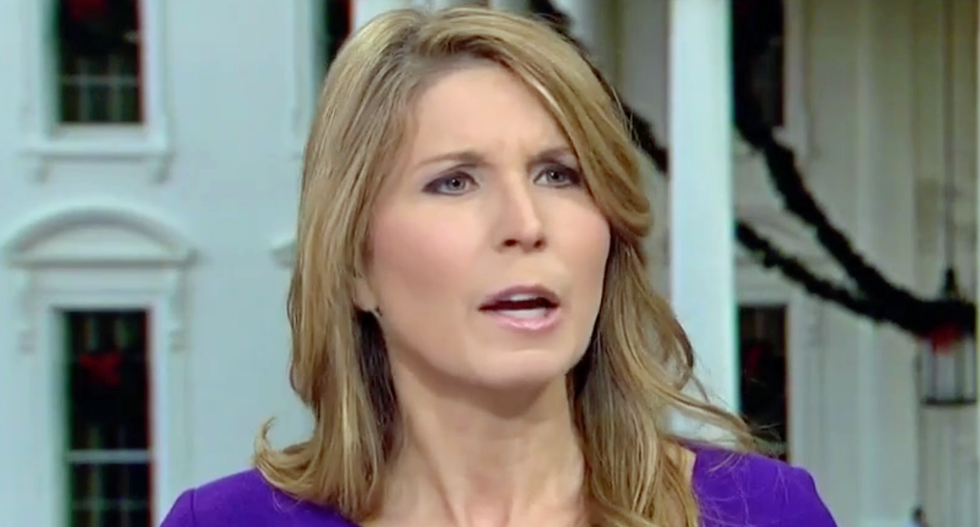 'He projects a delusional version of himself': Nicolle Wallace wonders if anyone is 'offering Trump a reality check'