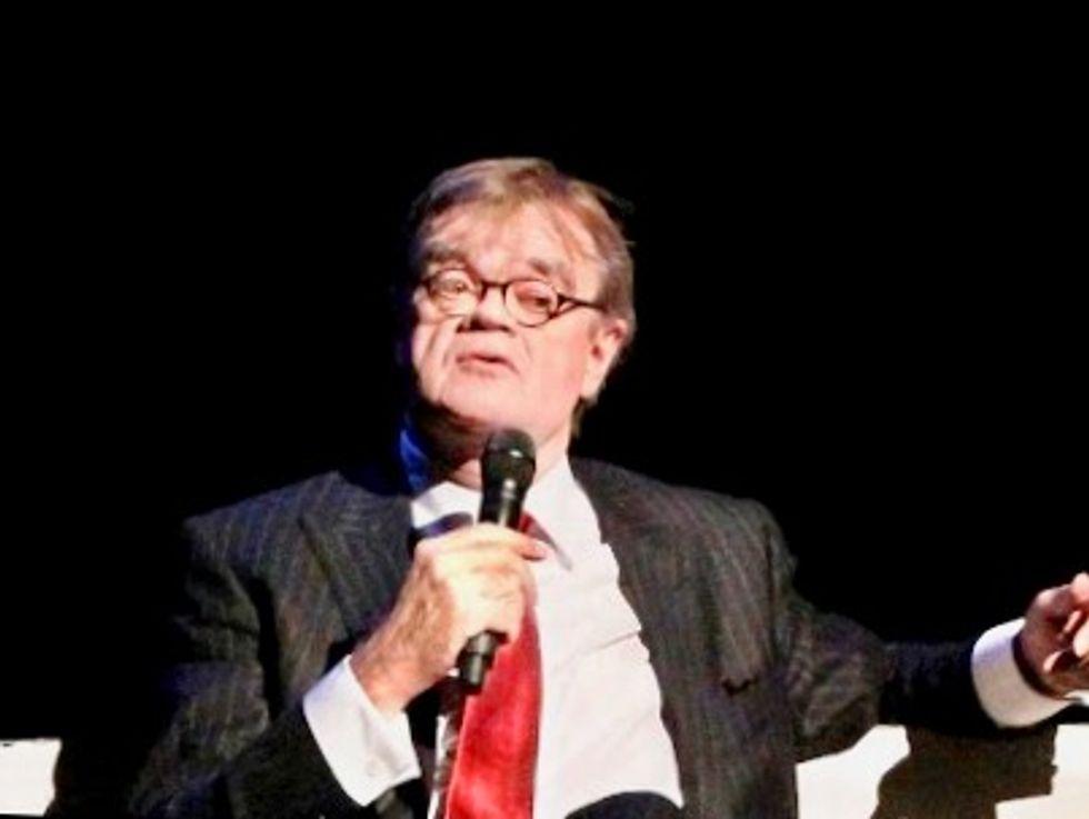 Radio host GarrisonKeillor fired over 'dozens' of incidents: network
