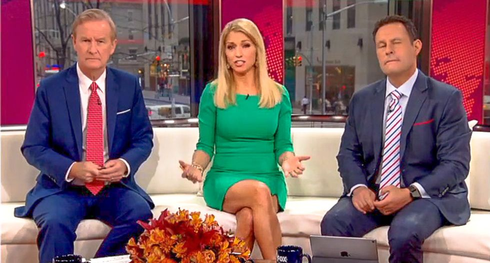 'Fox & Friends': Roy Moore's loss was a rejection of Harvey Weinstein -- not President Trump