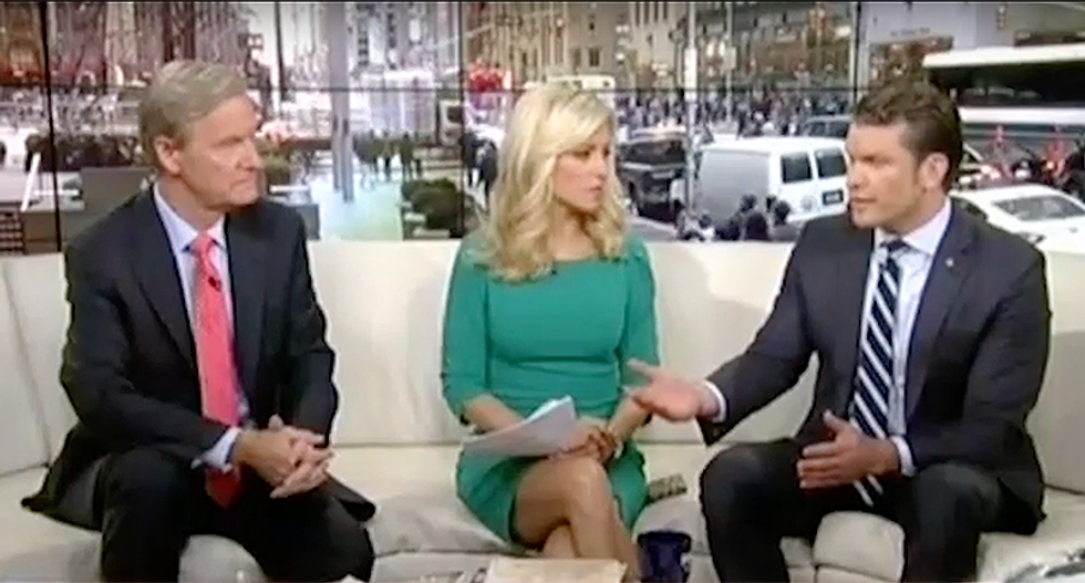 Fox and Friends claims 'most successful day' in Trump presidency -- despite anemic jobs report