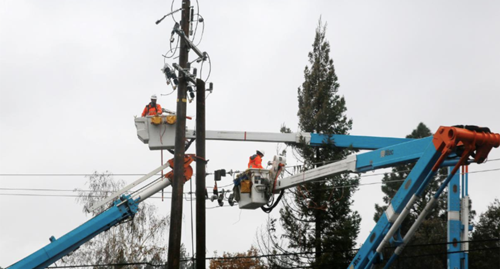 After choosing profits over maintenance -- California utility giant forces blackouts on customers
