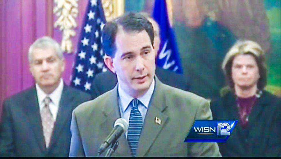 Wisconsin Republican donor busted for voting 5 times in Gov. Scott Walker's recall election