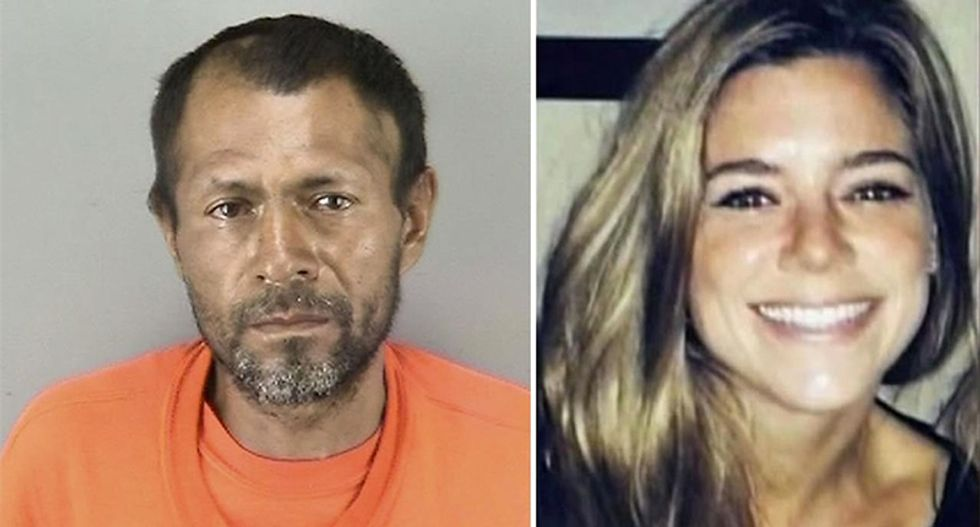 Undocumented immigrant indicted on federal charges after San Francisco murder acquittal