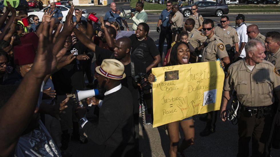 DOJ report on Ferguson reads like the description of a totalitarian police state
