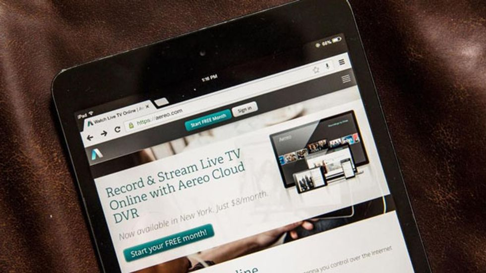 Supreme Court rules Internet startup Aereo illegally retransmits broadcast signals
