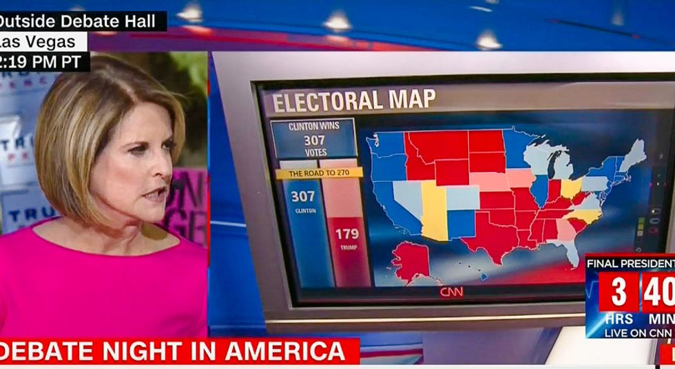 CNN's Gloria Borger: Donald Trump 'has to run the table and then he has to find another table'