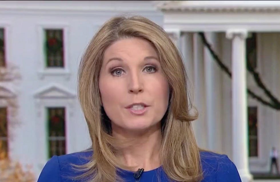 'Oh, Sarah': Nicolle Wallace destroys Huckabee Sanders for 'defending the indefensible'