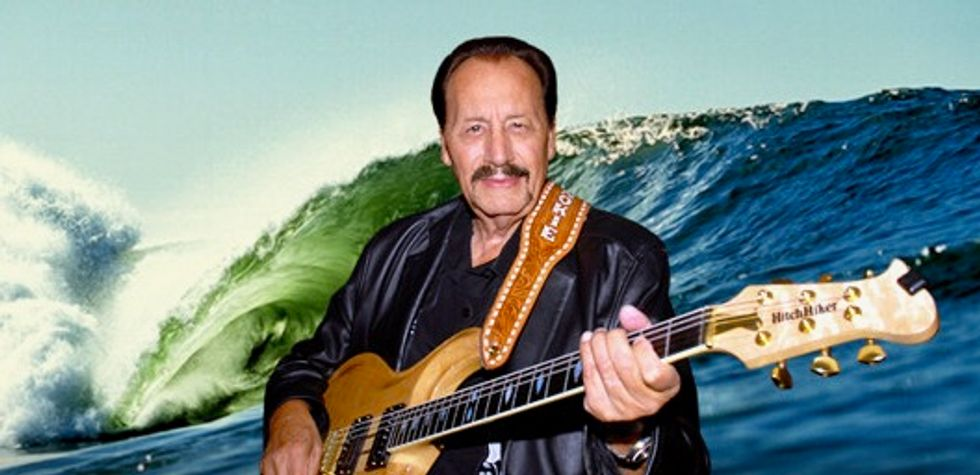 The Ventures guitarist, surf rock pioneer Nokie Edwards dies