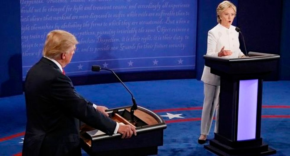 In last debate, Clinton and Trump battle over Russia's Putin