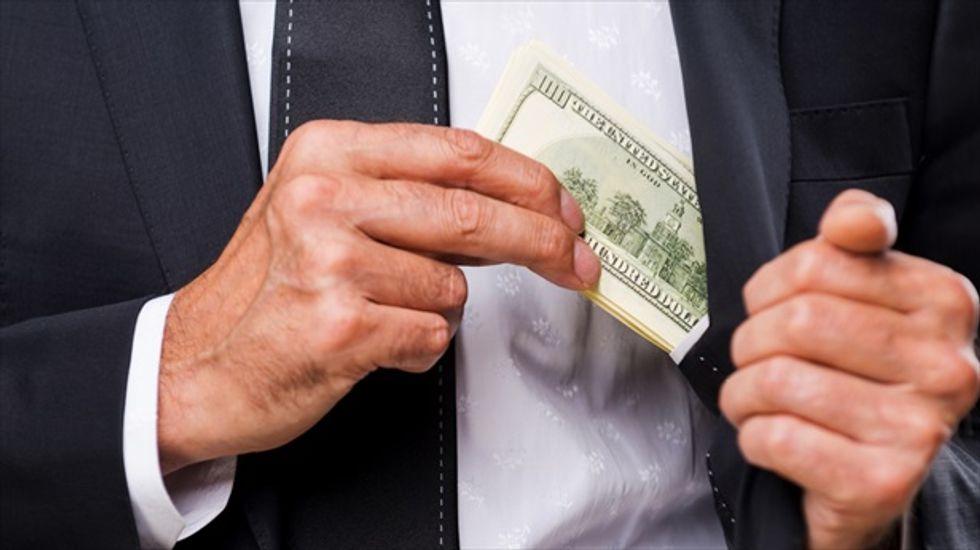 Former Rhode Island House speaker to be sentenced for taking bribe