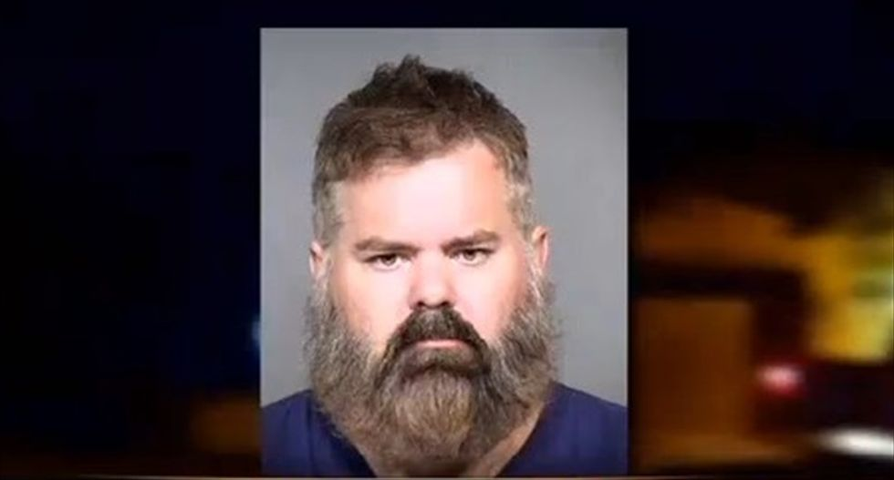 Bounty hunter arrested after mistakenly raiding Phoenix police chief's home