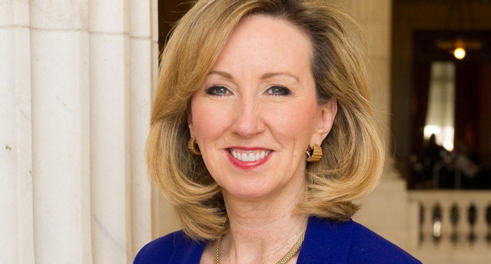 Northern Virginia Republican Barbara Comstock cannot escape Trump effect