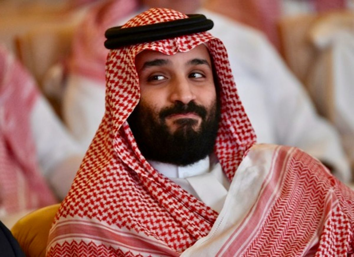 Saudi prince sidelined as US prepares to publish Khashoggi report