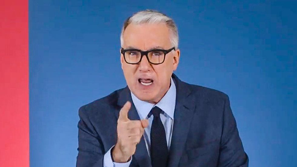 'Burn in hell': Anger over Trump's rigged election talk leaves Keith Olbermann trembling