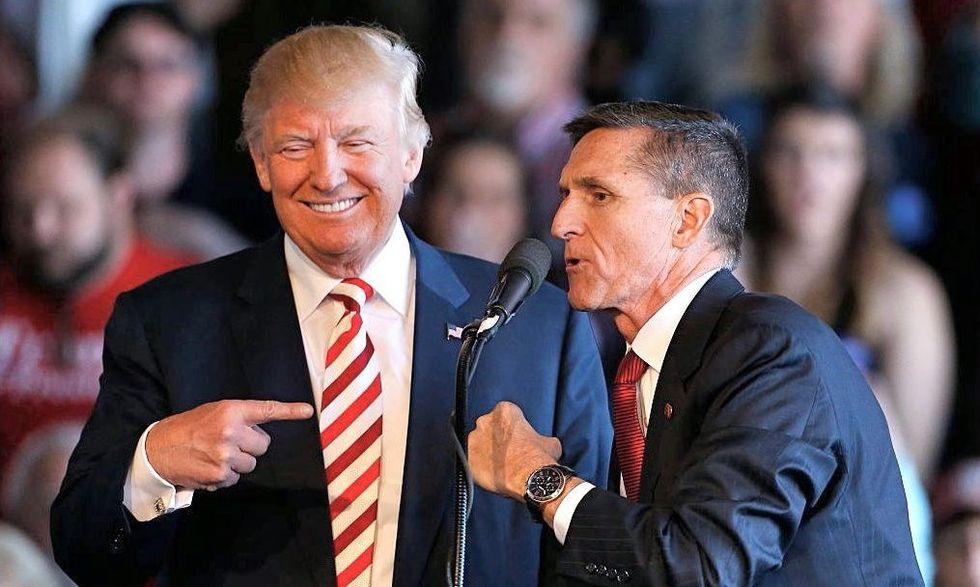 Michael Flynn is hoping to cash in at 'conference' organized by QAnon loon