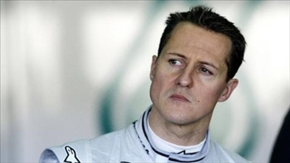 French police probe theft of racer Michael Schumacher's medical records
