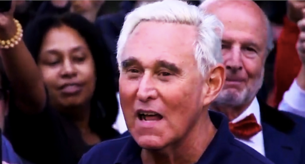 Legal experts have figured out a way for Roger Stone to go back to prison