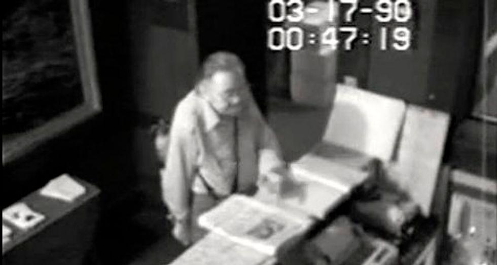 FBI hopes grainy video will help solve 25-year-old $500 million art heist