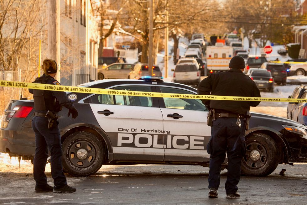 US marshal killed in Pennsylvania while arresting suspect