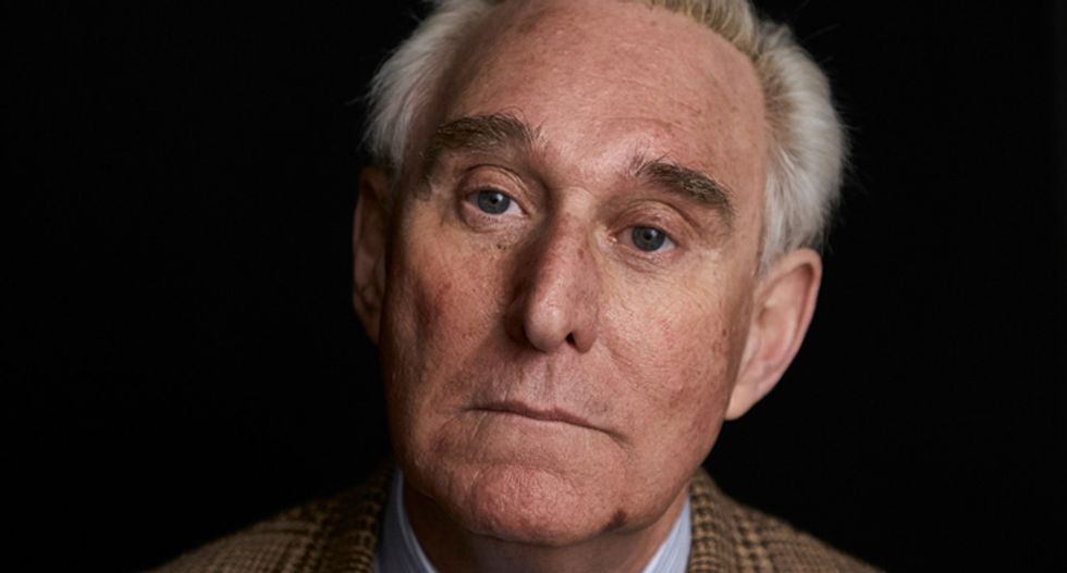 Longtime Trump ally Roger Stone to be arraigned in Washington on Tuesday: court