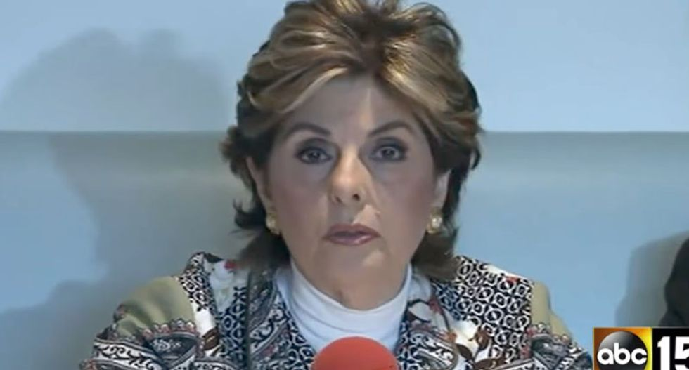 WATCH LIVE: Gloria Allred holds press conference with woman who claims Roy Moore assaulted her