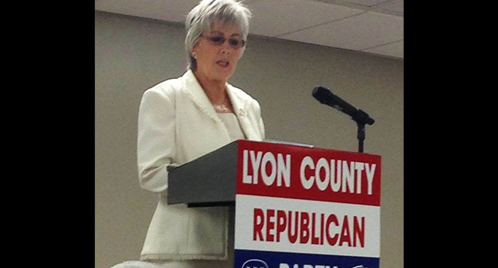 Kansas Republican touts inspirational quote from Adolf Hitler: 'His words are profound!'