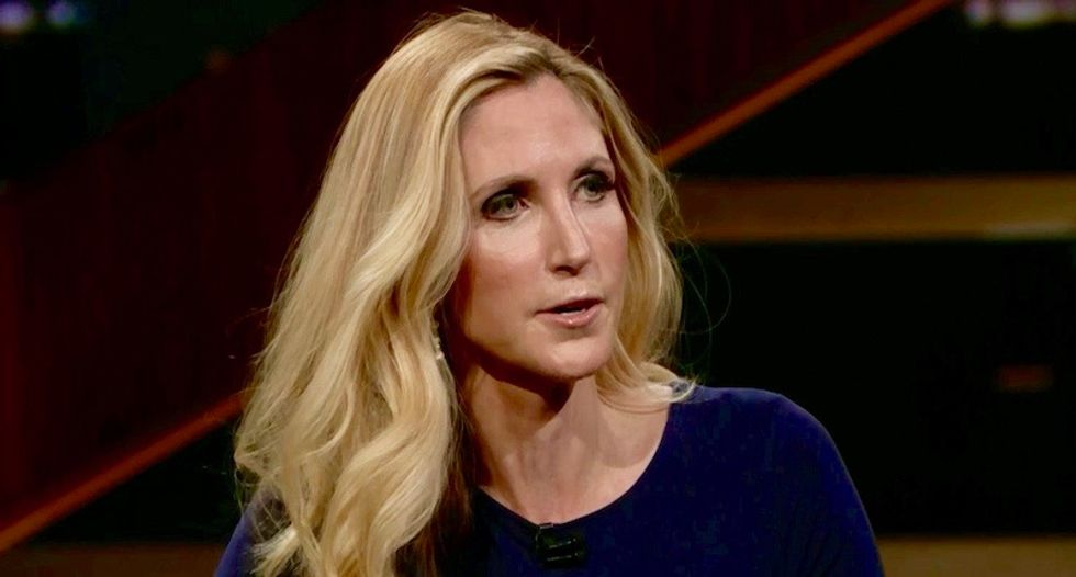 'He's not f*cking sane!': Watch HBO's Bill Maher confront Trump-lover Ann Coulter