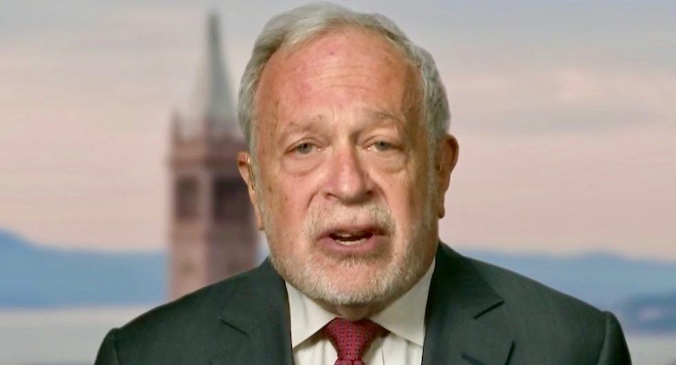 Airport workers 'shut down the shutdown' -- and that should scare Trump: Robert Reich