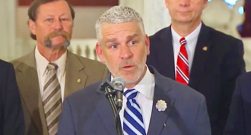 Pennsylvania GOP lawmaker under criminal investigation for drugging and raping a woman in capital