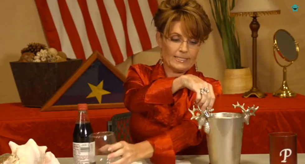 Sarah Palin's PAC hoards cash while GOP candidates she endorsed go begging